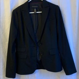 Banana Republic fully lined fitted blazer